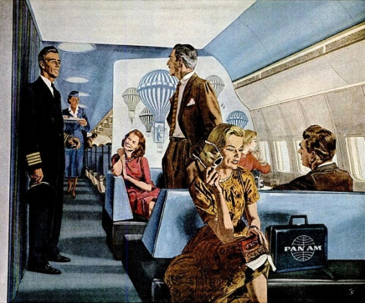 Pan Am advertisement