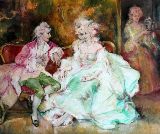 Baroque Scene