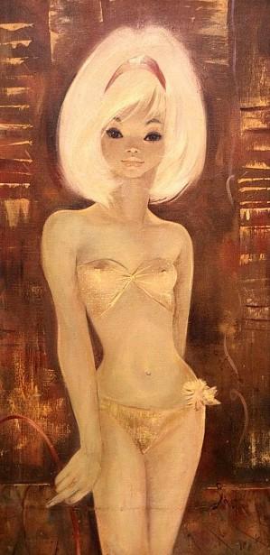 Bikini Blonde