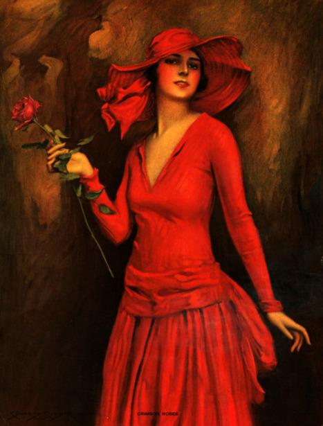 Crimson Roses