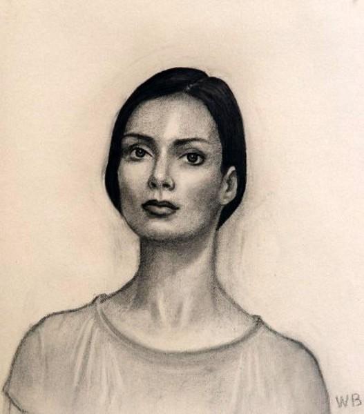 Dianne (Head Study)