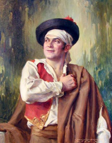Escamillo (from Bizet's Opera Carmen)