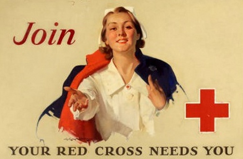 Join...Your Red Cross Needs You