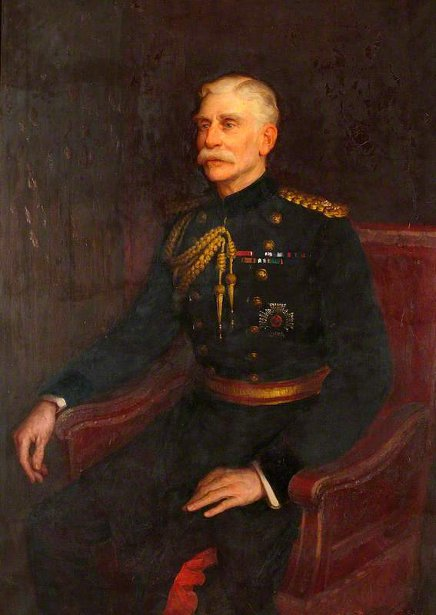 Lieutenant General Sir Ronald Lane