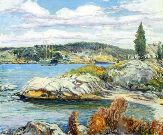 Maine Coast, Booth's Bay