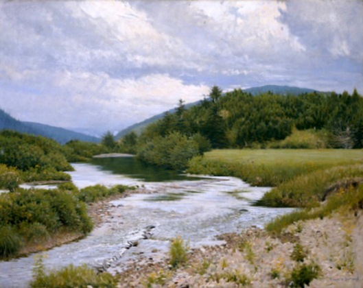 Margaree Riffles (Wandering River)