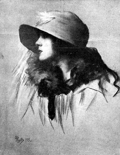 Miss Florence Kip Clarke