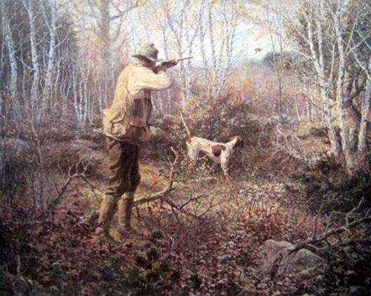 New England's Grouse Shooting