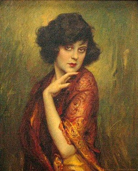 Ziegfield Girl