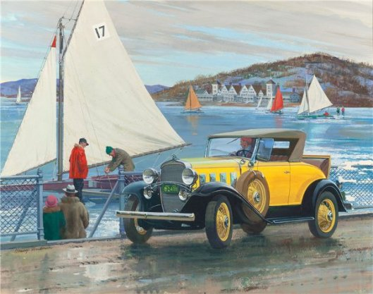 A Good Freeze: 1932 Chevrolet