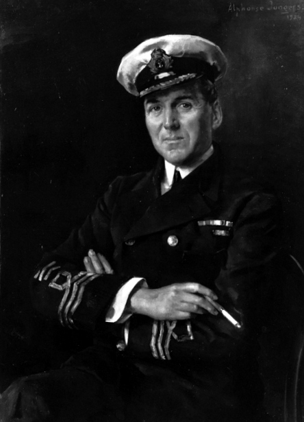 A Naval Officer