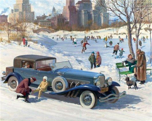 America's Luxury Cars: 1929 Duesenberg