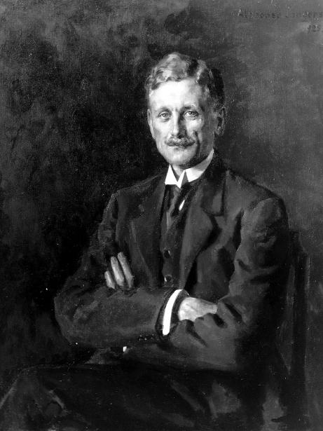 B.M.Hallward
