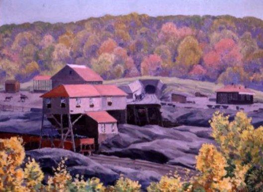 Bituminous Coal Drift Mine