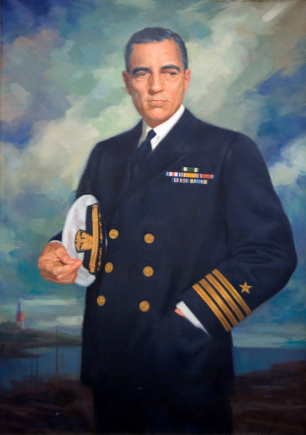 Captain Vincent Astor