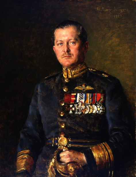 Major Billy Bishop - Canada's First Air Force Victoria Cross Winner