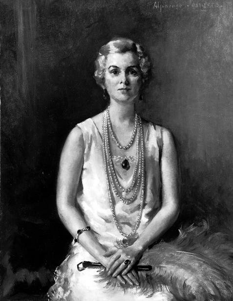 Mrs. J.K.L. Rose