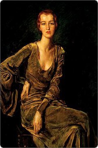 Mrs. John A Cecil (Cornelia Vanderbilt)