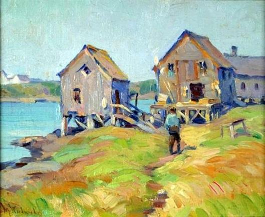 Provincetown Shore Huts