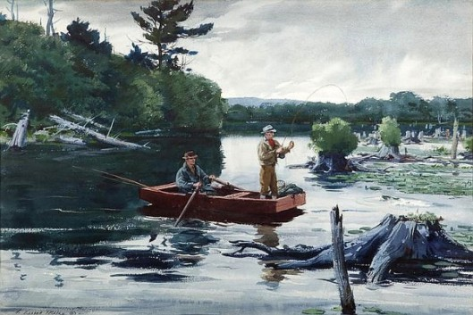 A Fine Day For Fishing