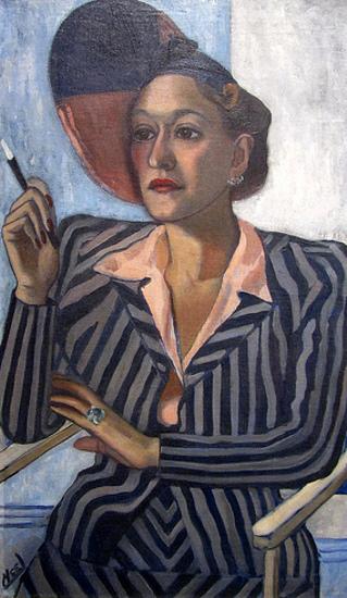 Alice Neel, akt