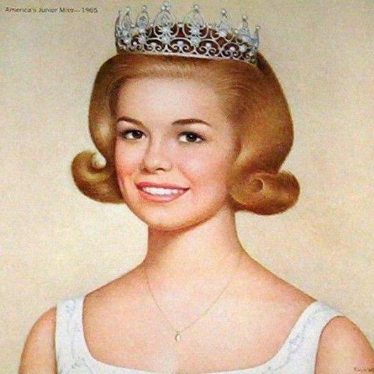 Patrice Gaunder, America's Junior Miss, 1965