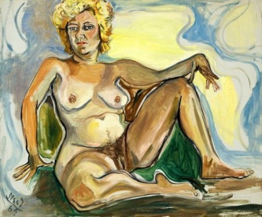 Ruth Nude