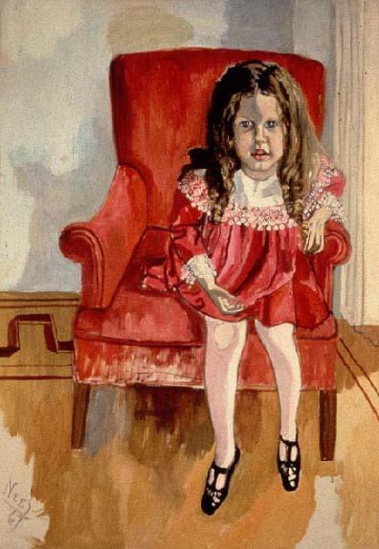 Sarah Greenberg (Clement Greenberg's Daughter)