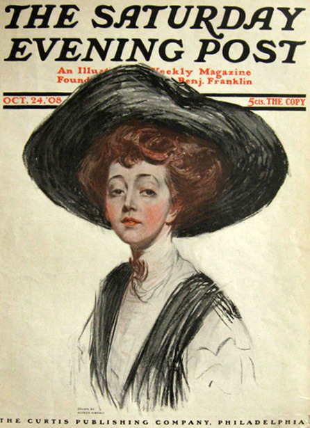 The Saturday Evening Post cover