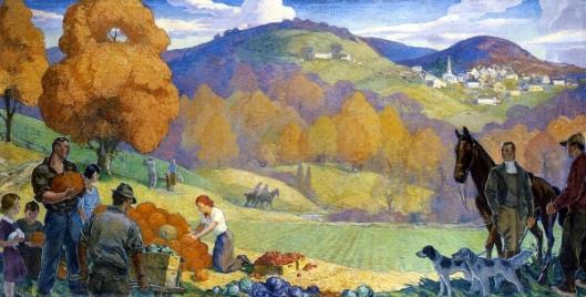 Autumn Harvest, Wilson Farm, Lexington