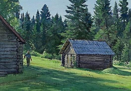 Cabins At Camp Adams