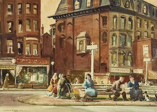Columbus Avenue, Boston