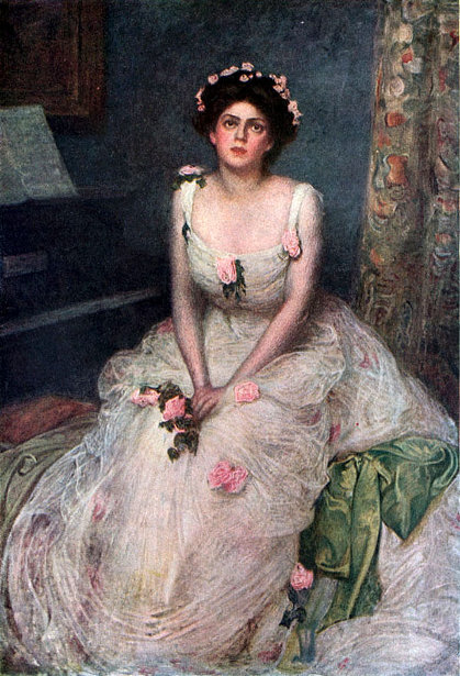 Ethel Barrymore as Madame Trentoni in Clyde Fitch's Captain Jinks