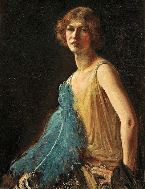 Helen, The Artist's Wife