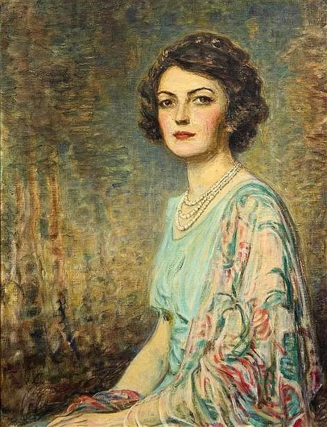 Mrs. Roy Crane
