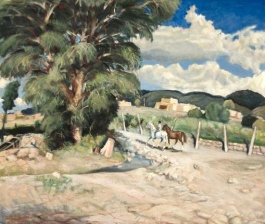 Summer Landscape, Taos