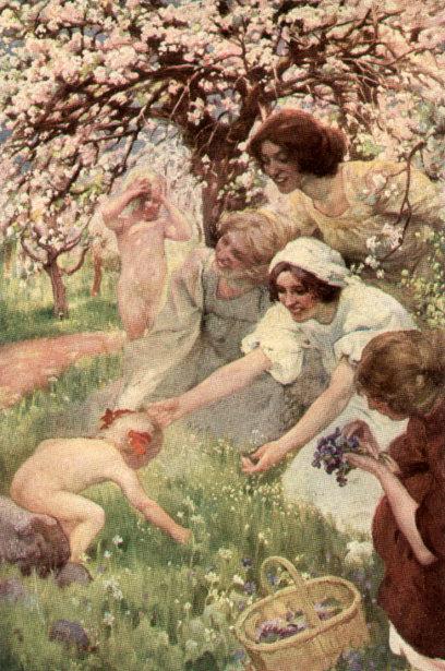 The Joyousness Of Spring