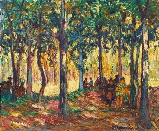 Parc de Monceau, Bois de Vincenne