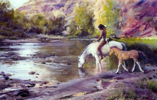 Shoshone Spring