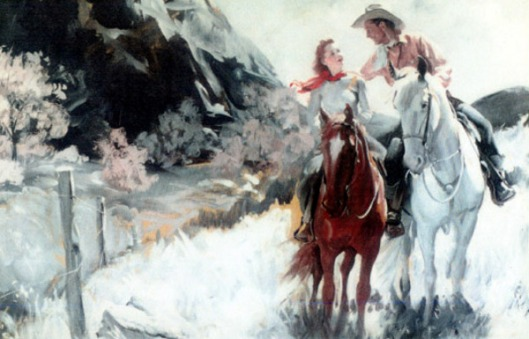 The Horse Riders