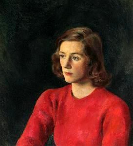 A Lady In Red
