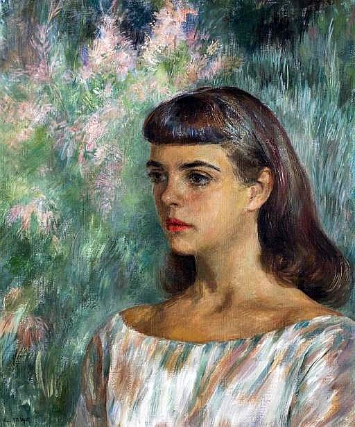 A Young Woman