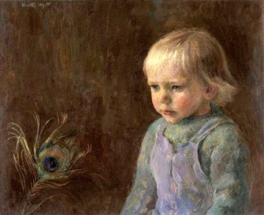 David Rogers, Age 2