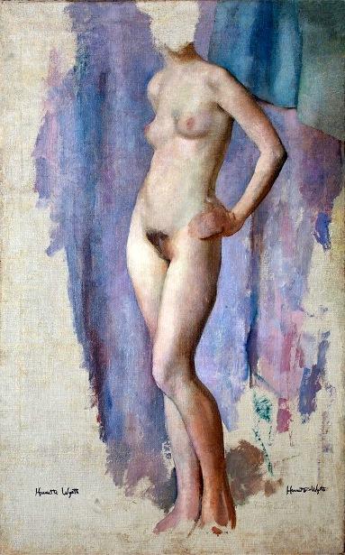 Headless Nude