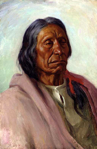 Red Cloud, Ogalalla Sioux