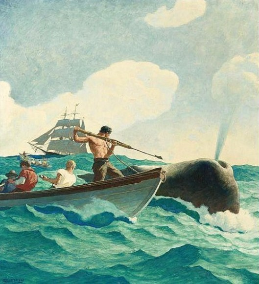 The Story Of Whaling