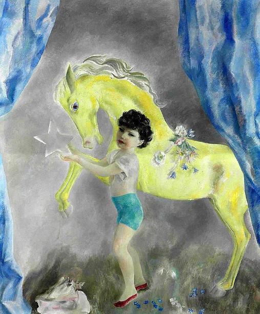 The Yellow Pony