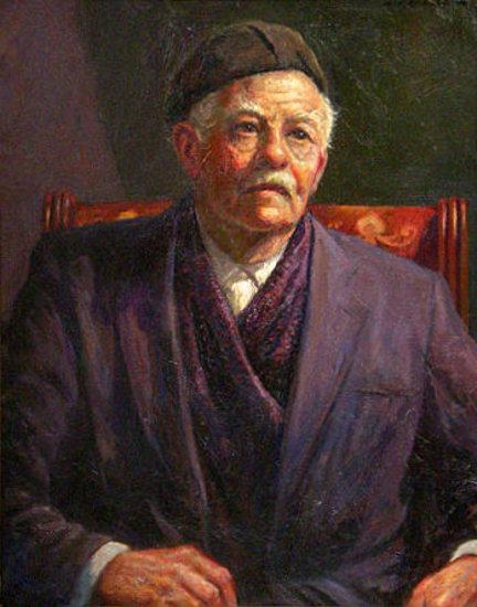 Park Spence, Secretary of Akron Society of Artists