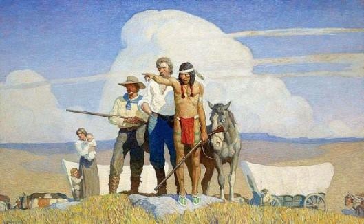 Pioneers - The Opening Of The Prairies