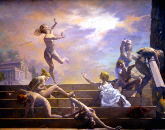 The Daughters Of Niobe